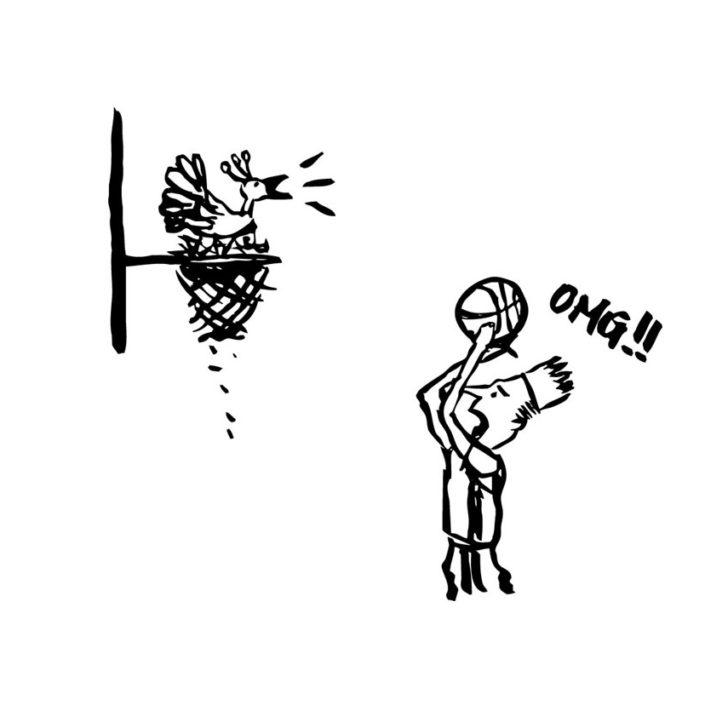 OMG basketball(W153mm / H136mm)
