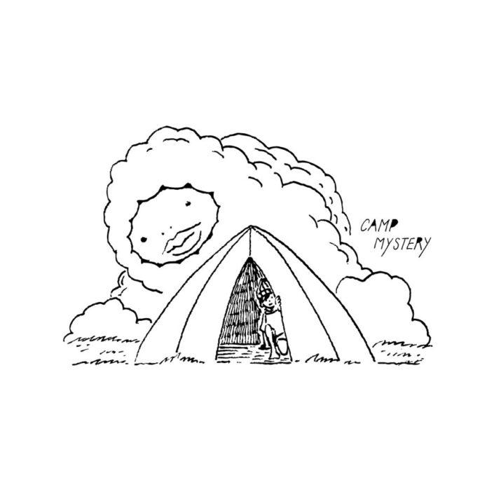 CLOUDMAN camp mystery(W216mm / H140mm)