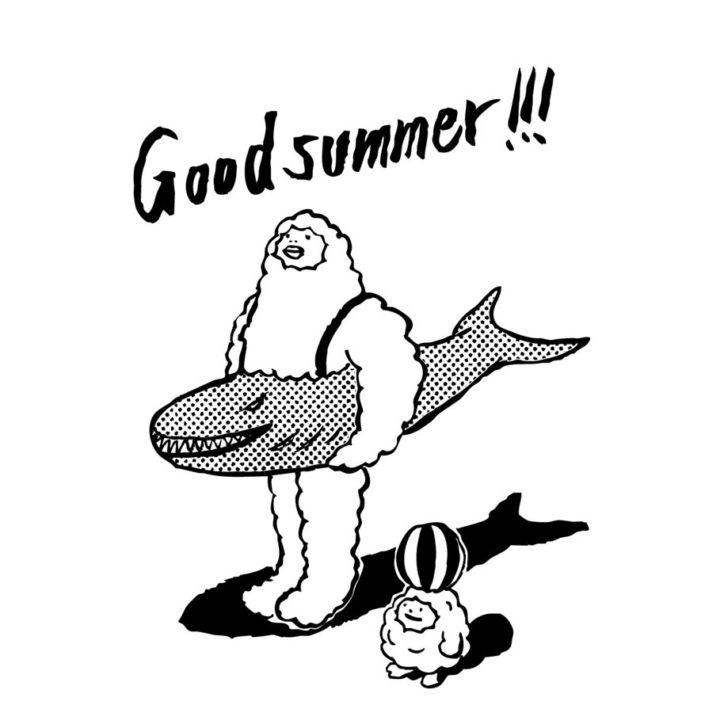 CLOUDMAN good summer 2(W217mm / H296mm)