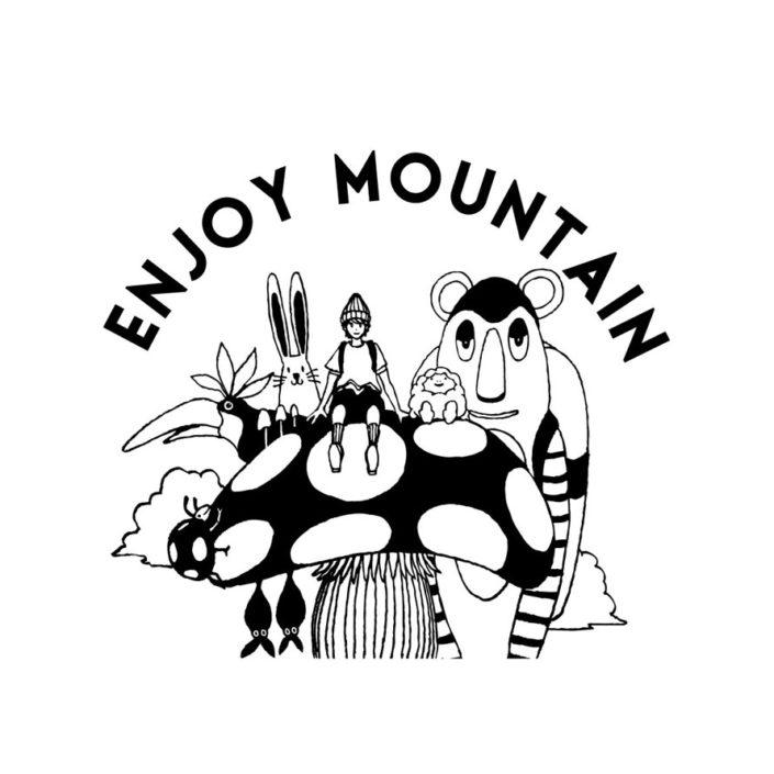 CLOUDMAN enjoy mountain 2(W263mm / H236mm)