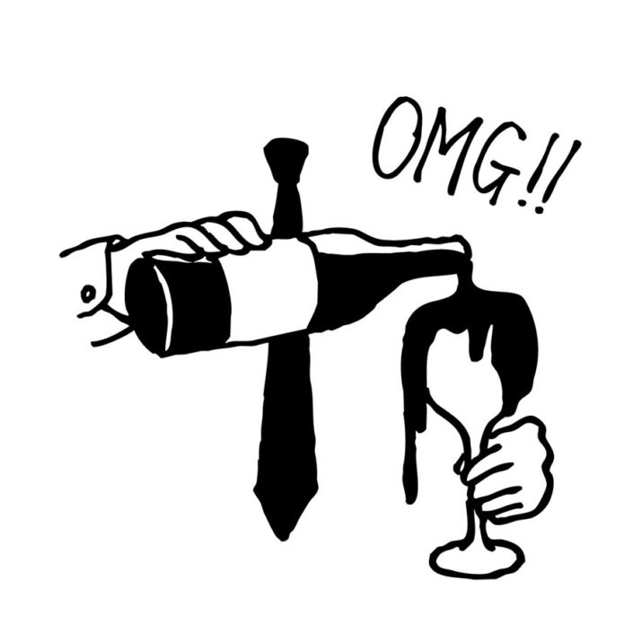 OMG wine(W265mm / H246mm)