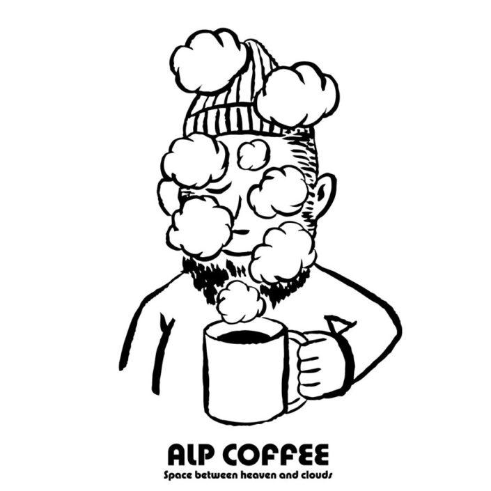 cloud coffee(W175mm / H280mm)