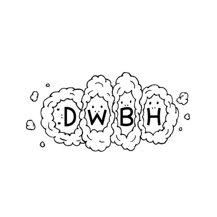 DWBH FACE LOGO(W95mm / H46mm)