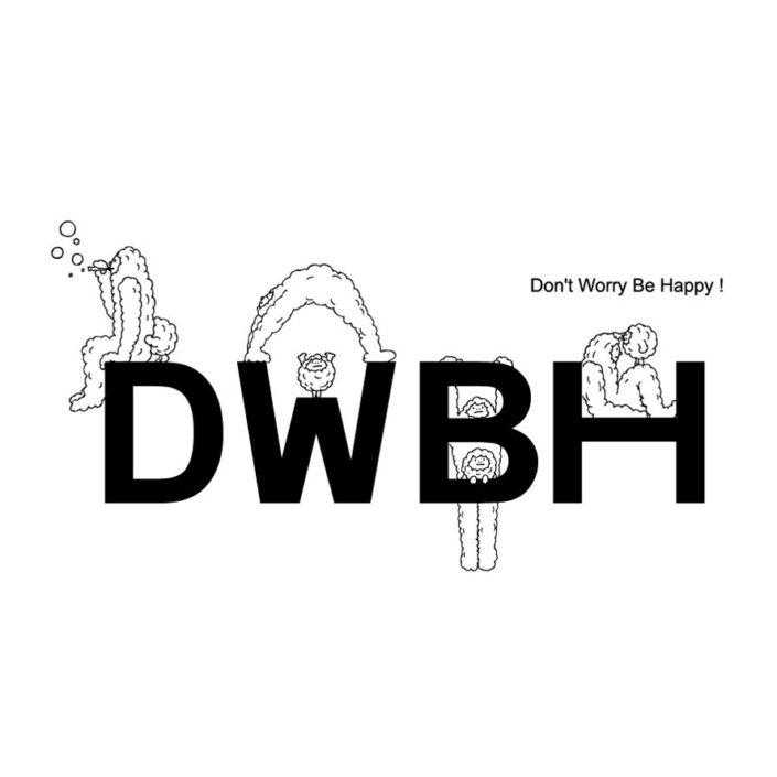 DWBH BOXLOGO(W188mm / H98mm)